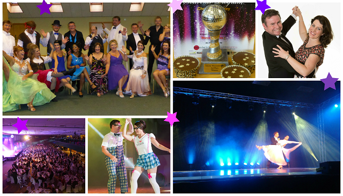 strictly Worcester montage of dancing and award