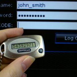 Password security methods, multiple levels keychain with passcode
