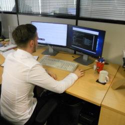 Work experience working on borwell team work